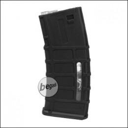 A&K MSK / M4 HighCap Magazin (350 BBs) - schwarz