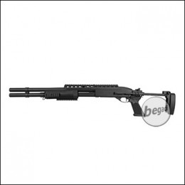 A&K SXR Long / Advanced Shotgun, mit M14 Schaft -schwarz- (frei ab 18 J.)