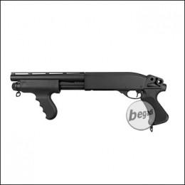 A&K SXR Short / Sawed Off Shotgun, schwarz (frei ab 18 J.)