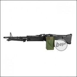 A&K M60 LMG AEG -schwarz- < 0,5 J.