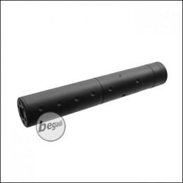 Battleaxe MB01 / L96 Silencer mit 14mm CCW Gewinde, 190x32mm -schwarz-