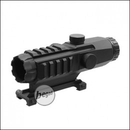 PHX 3x24 Tactical Scope -schwarz-