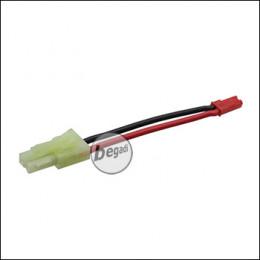 Begadi Adapterkabel Mini TAM männlich - JST