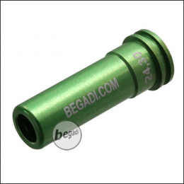 Begadi PRO CNC Nozzle aus 7075 Aluminium mit Doppel O-Ring -24.30mm-
