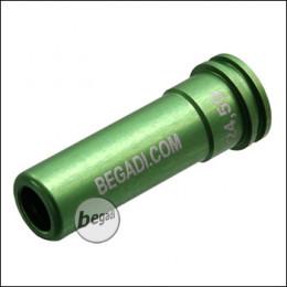 Begadi PRO CNC Nozzle aus 7075 Aluminium mit Doppel O-Ring -24.50mm-