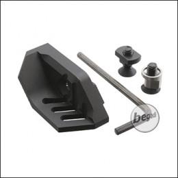 Begadi Daumenauflage für MLOK & KeyMod Systeme -schwarz-
