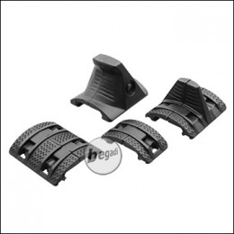 Begadi Double Handstop Kit -schwarz-