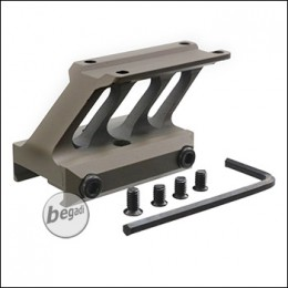 Begadi F1 Flex Mount für 1x25 Short Dot -TAN-