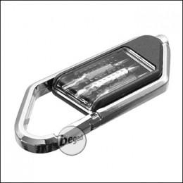 Begadi Karabiner Schraubendreher Kit mit 3 doppelseitigen Bits (gratis ab 350 EUR)