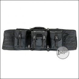 """Begadi """"Multi Load"""" Langwaffentasche / Futteral, medium, 107cm -schwarz-"""