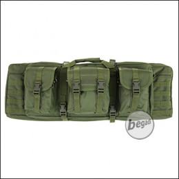 """Begadi """"Multi Load"""" Langwaffentasche / Futteral, kompakt, 92cm -olive-"""
