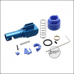 Begadi G36 CNC Aluminium Hop Up Unit Set (blau)