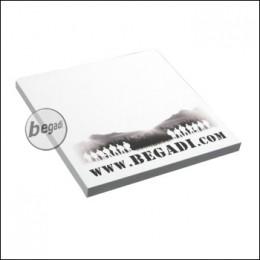 Begadi Haftnotizblock, 72x72mm (gratis ab 75 EUR)