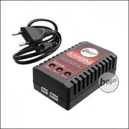 Begadi Li-Ion / Li-Po Compact Charger -rot-