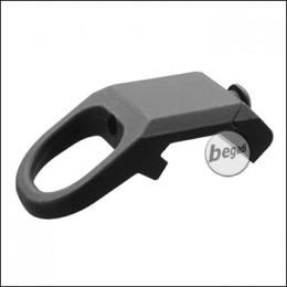 Begadi Low Profile Sling Adapter mit Weaver Montage -schwarz-