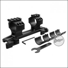 Begadi LRS Universal QD 25.4/30mm Scope Mount -extended-