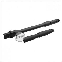 Begadi M4/M16 CQB Aluminium Outer Barrel (Länge wechselbar)  [neue Version]