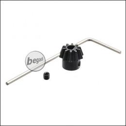 Begadi Pinion Gear aus gehärtetem Stahl (D Type)