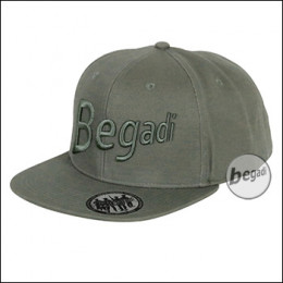 "BEGADI ""New Era"" Cap, snapped - olive (gratis ab 300 EUR)"