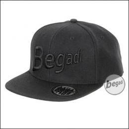 "BEGADI ""New Era"" Cap, snapped - schwarz"