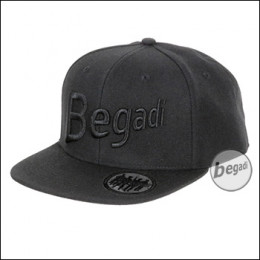 "BEGADI ""New Era"" Cap, snapped - schwarz (gratis ab 300 EUR)"