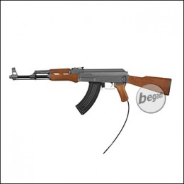 """Begadi AK 47 Sport M """"Classic"""" -MANCRAFT HPA- Version (frei ab 18 J.)"""