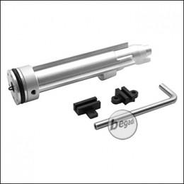 Begadi CNC NPAS Alu Nozzle Set für WE MK16 + MK17 GBBs