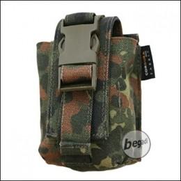 "BE-X FronTier One Modulartasche ""Grenade V2.0"" - flecktarn"