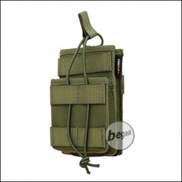 "BE-X FronTier One Modulartasche ""Open M4 Stacked V2.0"" - olive"