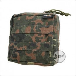 "BE-X FronTier One Modulartasche ""Small Accessory V2.0"" - flecktarn"