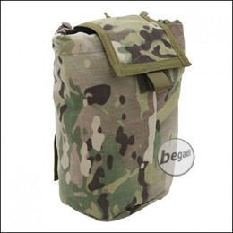 "BE-X FronTier One Abwurfsack / Dump Pouch ""Xtra Large, faltbar"" - multicam"
