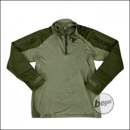 """BE-X FronTier One Einsatzfeldhemd """"Combat Shirt"""", olive"""