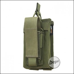 """BE-X FronTier One Open Type & Pistol Pouch """"G36 V2.0"""" - olive"""