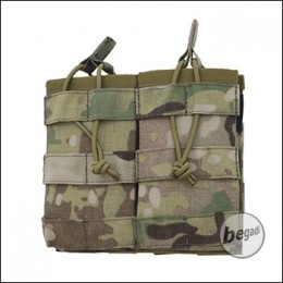 "BE-X FronTier One Modulartasche ""Open M4 Double V2.0"" - multicam"