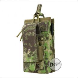"BE-X FronTier One Modulartasche ""Open Type M4 + Pistol V2.0"" - PenCott Greenzone"