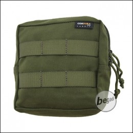 """BE-X FronTier One Modulartasche """"Small Accessory V2.0"""" - olive"""