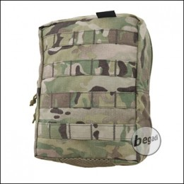 "BE-X FronTier One Modulartasche ""Vertical Accessory V2.0"" - multicam"