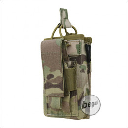 "BE-X FronTier One Modulartasche ""Open Type M4 + Pistol V2.0"" - multicam"