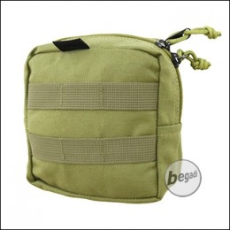 "BE-X Tasche ""Small acc."" - Coyote Tan / MJK"