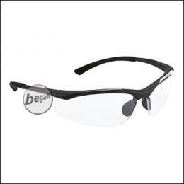 """Bollé Schutzbrille """"Contour II"""", MilSpec zertifizierte BSSI Ausführung, transparent (PSSCONT064)"""