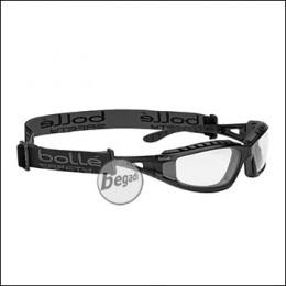 """Bollé Schutzbrille """"Tracker II"""", MilSpec zertifizierte BSSI Ausführung, transparent (PSSTRAI064)"""