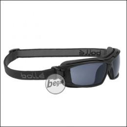 "Bollé Schutzbrille ""ULTIM8"", MilSpec zertifizierte BSSI Ausführung, smoke (PSSULTI443)"