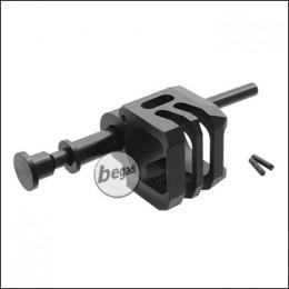 Dynamic Precision TM / WE / VFC G17 CNC Alu Slide Kompensator -schwarz-