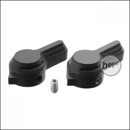 Dynamic Precision WE SCAR / MK16 Alu Fire Selector Set -Typ C-