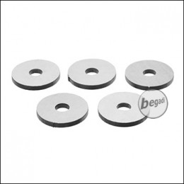 EPeS AOE Metall Pistonhead Spacer Pads -2,0mm-, 5er Pack [E011-20]