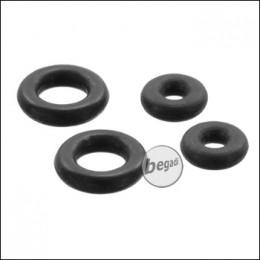 EPeS O-Ring Set für (S)AEG HopUp Units, 4er Pack [E044-HK]