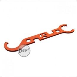 EPeS M4 / M16 / AR Multi Wrench Tool -orange- [E056-OR]