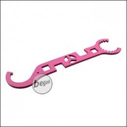 EPeS M4 / M16 / AR Multi Wrench Tool -pink- [E056-PI]