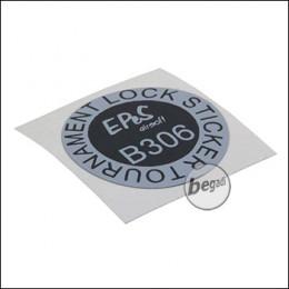 EPeS Tournament Lock Sticker [E103-TLS]