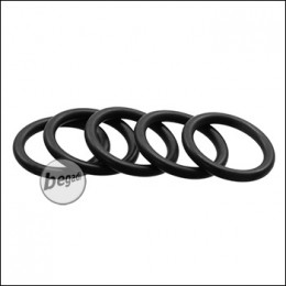 EPeS O-Ring Set für WE M9 Magazine, 5er Pack [E045-PZM9-WE]